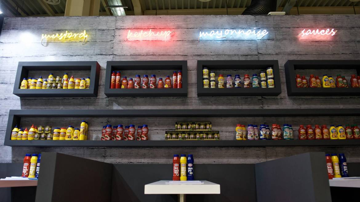Participation of MEDITERRANEAN FOODS SA in FOOD EXPO 2015 Exhibition (03/2015)