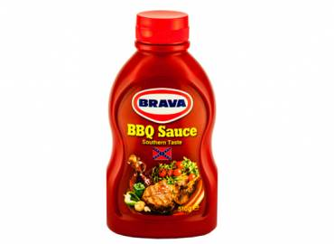 BARBECUE SAUCE BRAVA Certified from Zampple (09/2013)