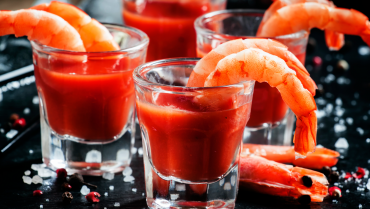 Cocktail Shrimps